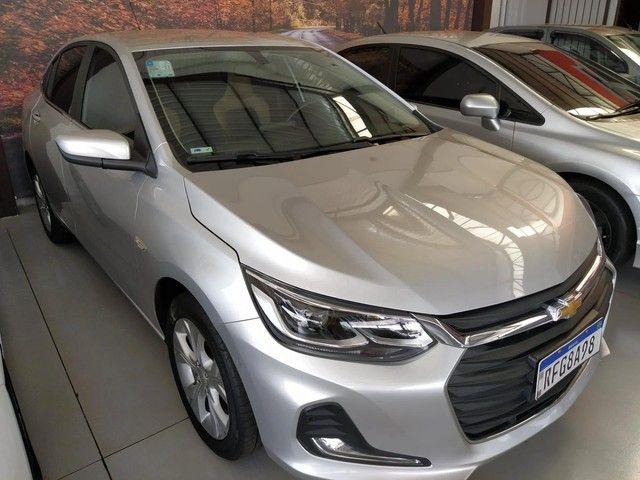 Chevrolet GM Onix Sedan Plus Premier 1.0 Turbo Prata - Foto 5