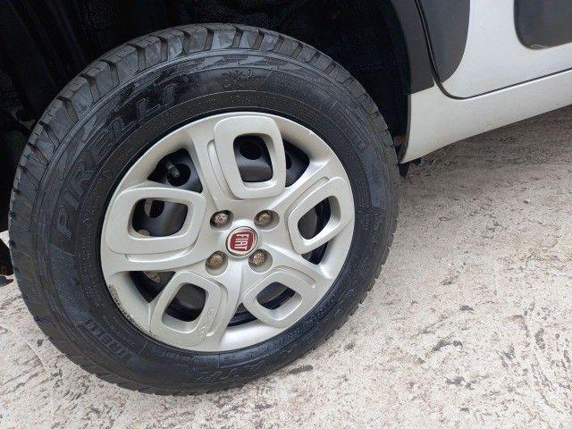 2005. Fiat Uno Way 1.3 Completo 2021 - 42.000 km - Abaixo da Fipe - Foto 11