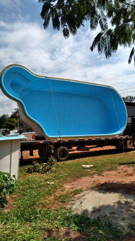 piscinas de fibra tamanho 9 x 3.80
