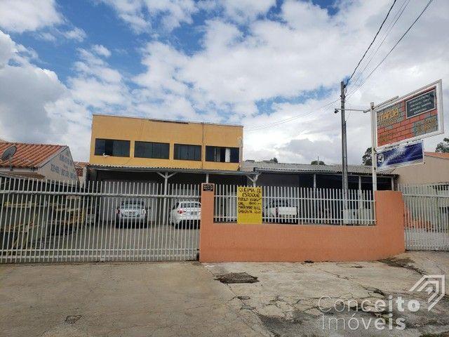 Galpão/depósito/armazém à venda com 4 dormitórios em Contorno, Ponta grossa cod:392477.001