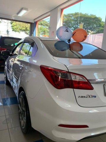 ML - Hyundai Hb20S 1.6 2018 Automática! - Foto 3