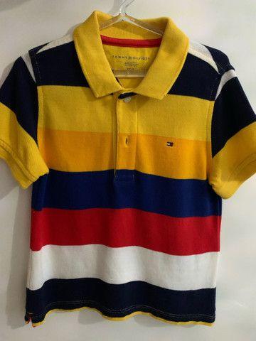 Camisa Tommy original tam 3