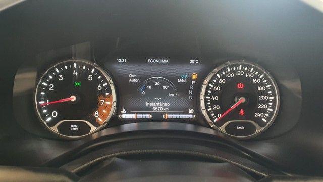 Jeep Renegade Limited 2021 1.8 flex 16V 4x2 AT  - Foto 10