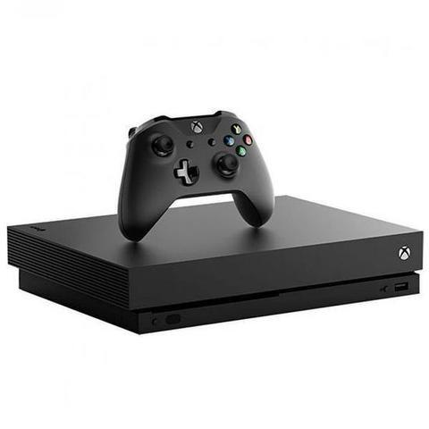 Console Microsoft Xbox One X de 1TB