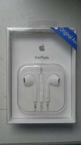 Fone de ouvidos Apple EarPods