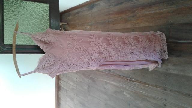Vestido de festa importado pp