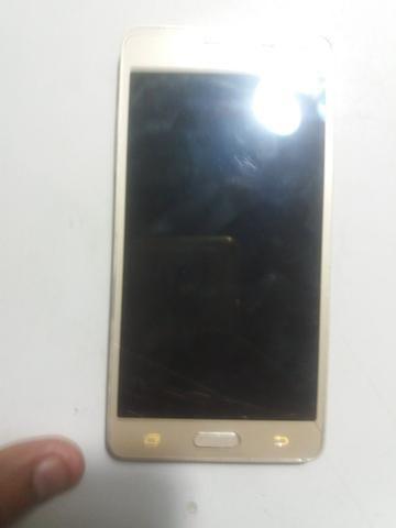 Samsung Galaxy A5 display queimado
