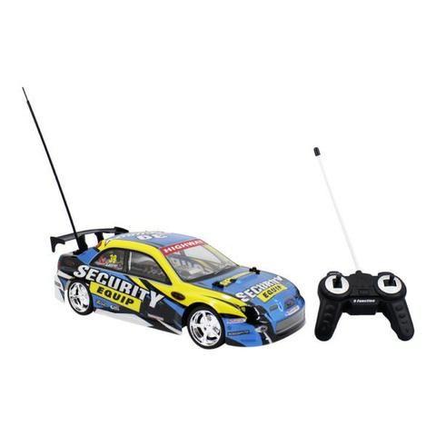 Carro controle remoto sem fio 1:14 Security Equip(recarregável)