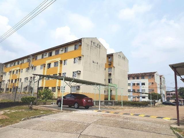 Apartamento de 3 qts no Condomínio Acassias no Conj. Nova República, Distrito Industrial