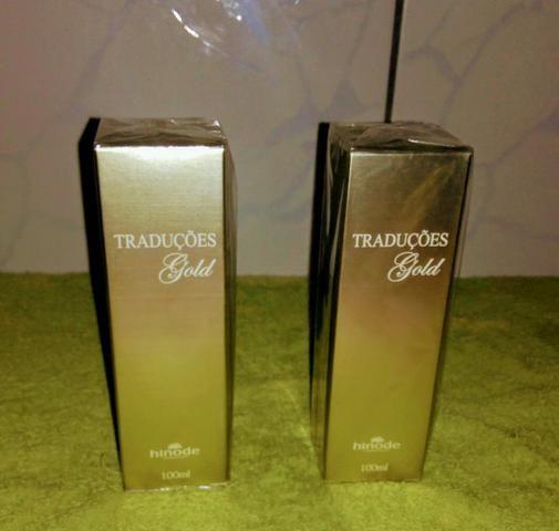 Traduções Gold Nº 64 Feminino 100 ml 2 por 1