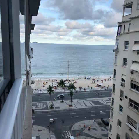 Praia de Copacabana Reformado e Financia