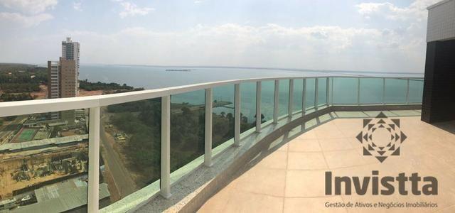 Incrível Apartamento de Luxo na Beira do Lago (Orla 14)
