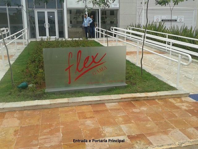 Flex 2 QTS C/10% de Entrada + 90% de Financ. - Use seu FGTS + ITBI/Escritura Grátis