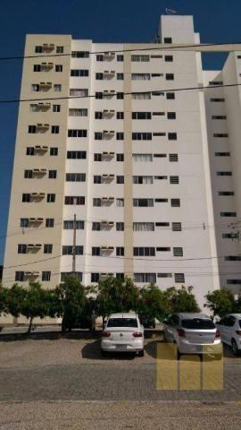 Apartamento residencial à venda, Barro Duro, Maceió.