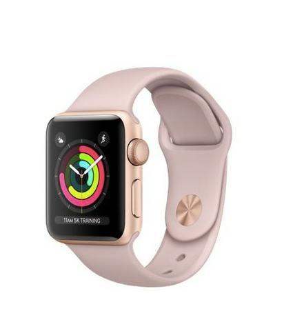 Apple Watch Serie 3 42mm Sport Rose Gold Lacrado - Em ate 12x