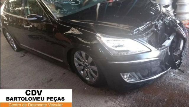 Peças Sucata Hyundai Equus 2011/12