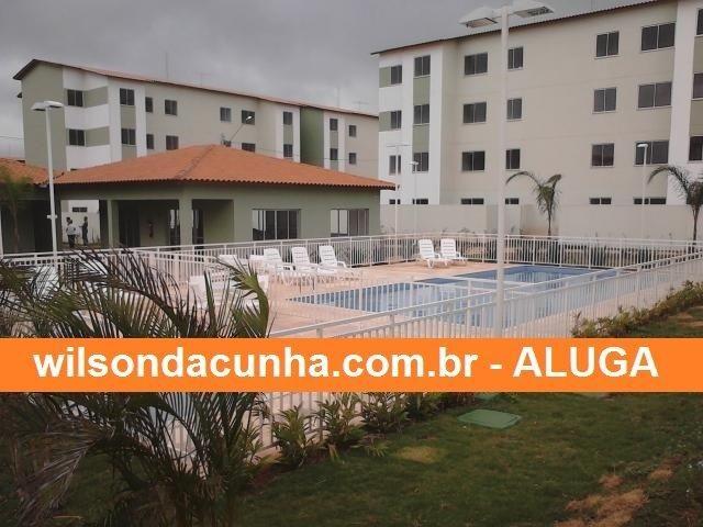 Apartamento 2 Quartos | Total Ville Qd. 102 | Nascente | whats 98422-4603