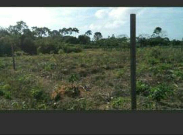 Vendo terreno bem localizado