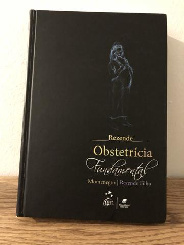 Livro de Medicina: Rezende Obstetrícia Fundamental
