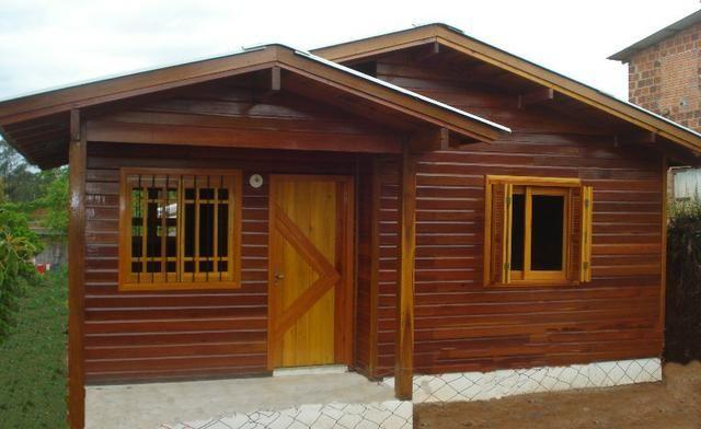 Casa pré fabricada na promissória!