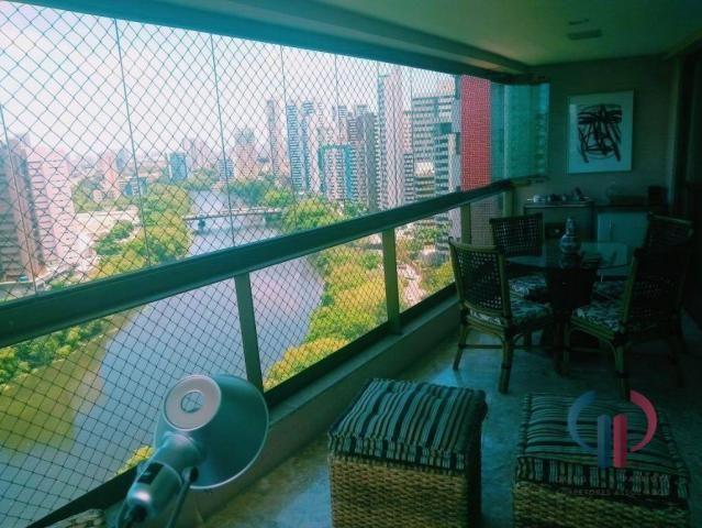 Apto. Alto Padrão na Beira Rio, 200 m², Madalena