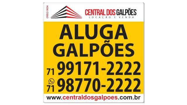 Galpao 200m2