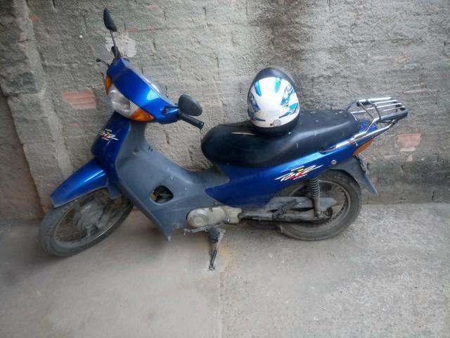 Honda BIZ 100CC. Toda Original. Aceito Parcelament - Foto 2