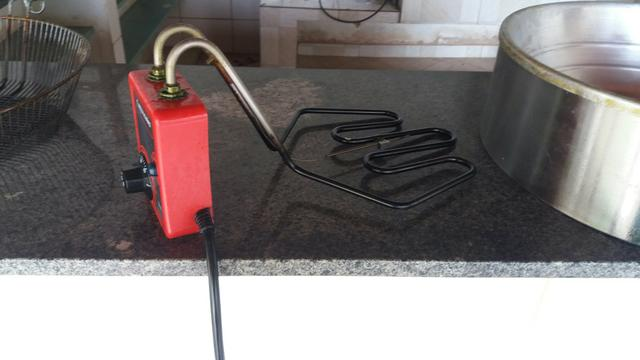 Fritadeira elétrica 7 litros - Foto 4