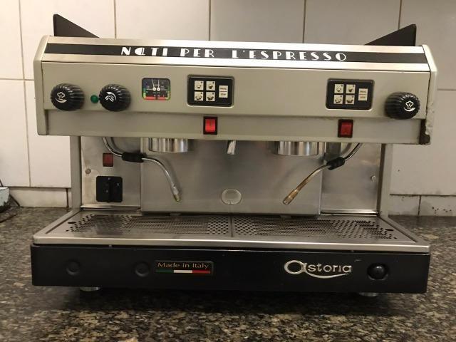 Máquina de café expresso Astoria pratic SAE-2 - Foto 2