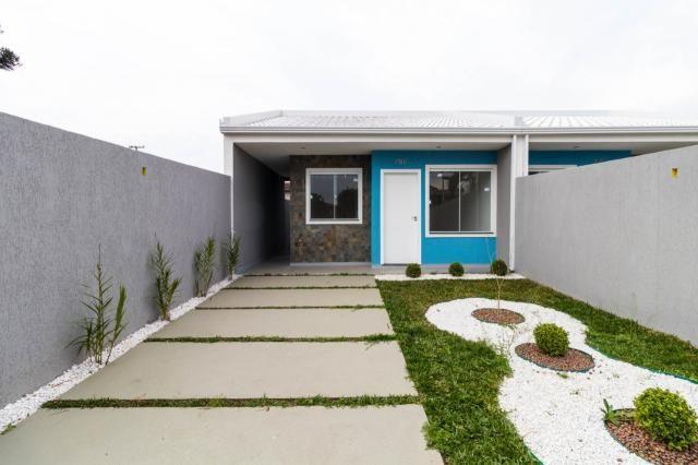 Casa à venda, 3 quartos, 2 vagas, iguaçu - fazenda rio grande/pr - Foto 7
