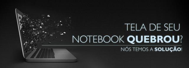Consertamos macbook-ultrabook-notebook-netbook-pc- Assistência Especialista - Foto 3