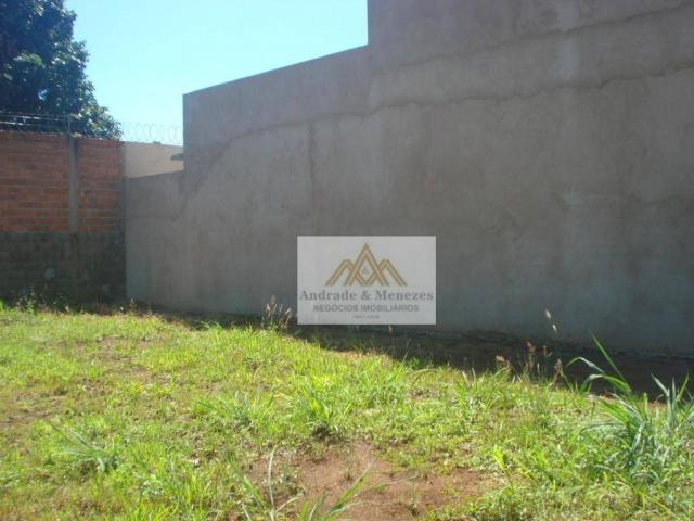 Terreno à venda, 200 m² por r$ 78.000 - condomínio verona - brodowski/sp - Foto 4