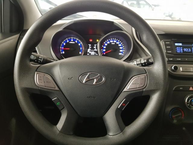 HYUNDAI HB20 1.6 COMFORT PLUS 16V FLEX 4P MANUAL. - Foto 5