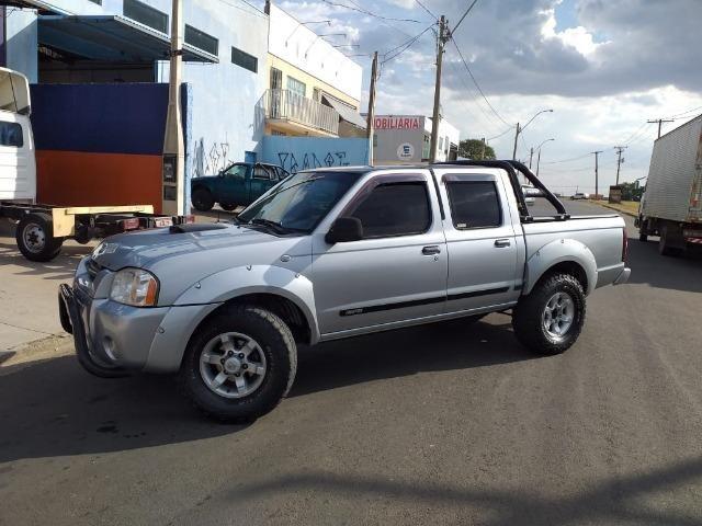 Nissan frontier 4x4 se diesel 2005 - Foto 12