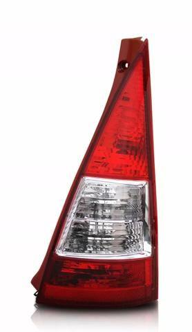 Lanterna Traseira Bicolor Citroen C3 2007 A 2012 Esquerdo