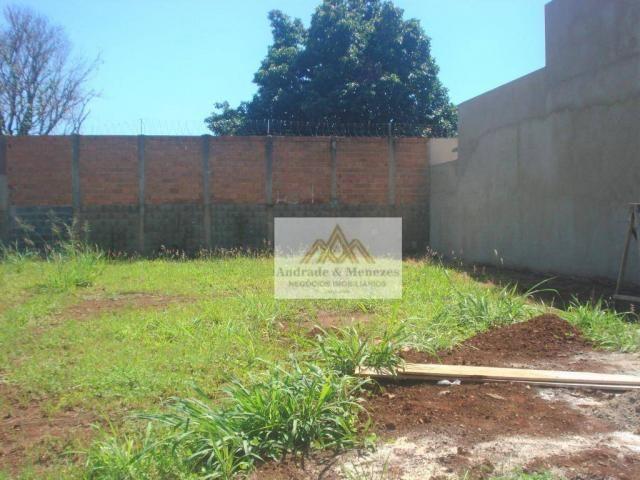 Terreno à venda, 200 m² por r$ 78.000 - condomínio verona - brodowski/sp - Foto 2