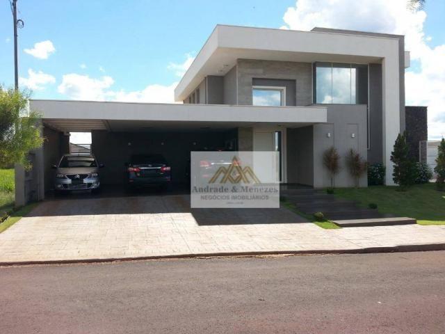 Sobrado com 3 dormitórios à venda por r$ 1.400.000 - distrito industrial - cravinhos/sp - Foto 2