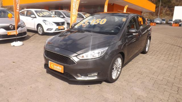 FORD FOCUS 2018/2018 2.0 SE FASTBACK 16V FLEX 4P POWERSHIFT