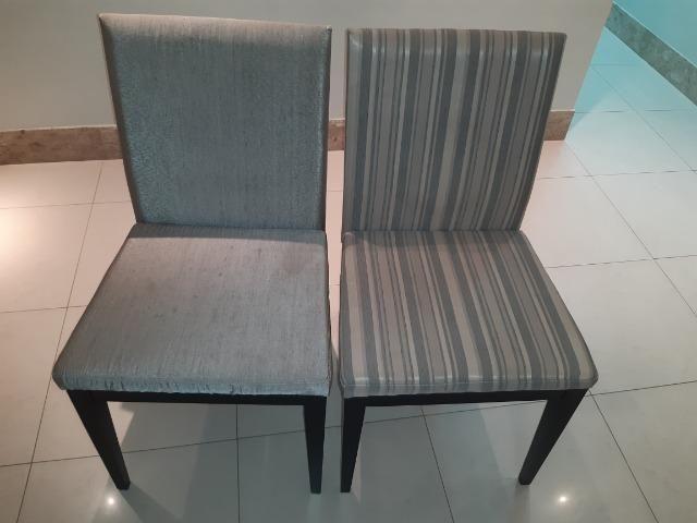 Conjunto De 06 Cadeiras Para Mesa De Jantar - Foto 3