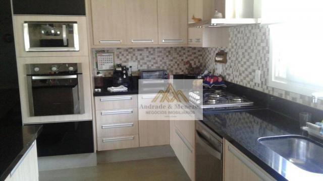 Sobrado com 3 dormitórios à venda por r$ 1.400.000 - distrito industrial - cravinhos/sp - Foto 19