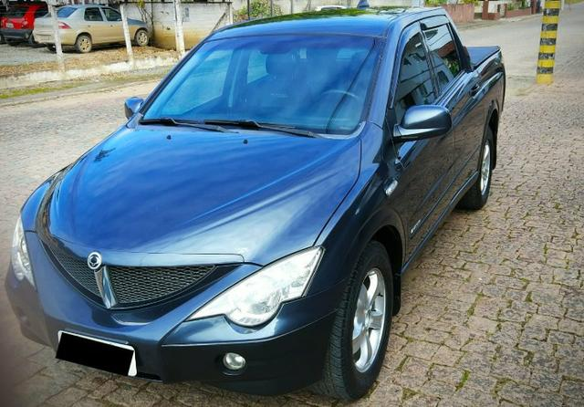 SsangYong Actyon Sports A220S Diesel - Foto 12