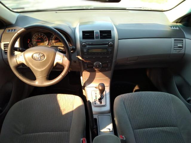 Corolla 1.8 Flex GLi automático 2010 - Foto 15