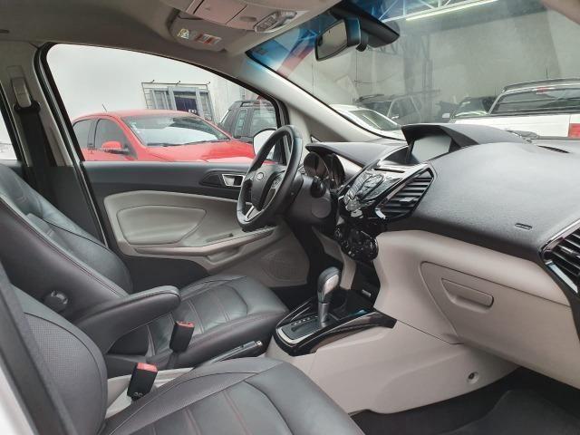 Ford Ecosport Titanium 2.0 AT - 2015 - Foto 10
