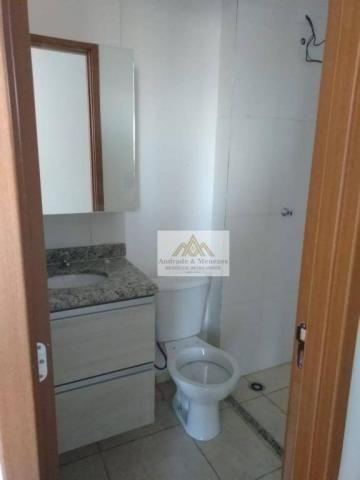 Apartamento com 2 dormitórios para alugar, 50 m² por r$ 850/mês - ipiranga - ribeirão pret - Foto 12