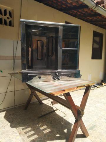 Máquina churrasco grego (PRA VENDER HJ URGENTE) negociável - Foto 2