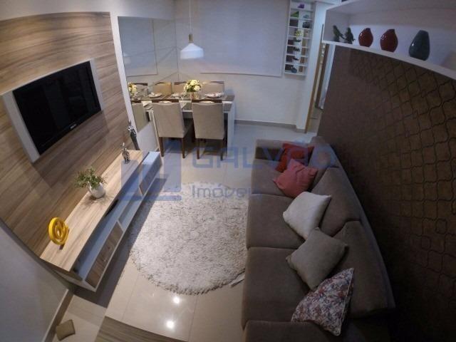 MR- Pronto pra Morar em Carapebus, Apartamentos 2Q e 2Q com Suíte - Foto 2