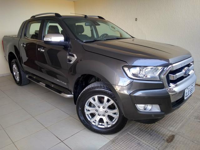 RANGER LIMITED 3.2 Turbo Diesel 4x4 Automático 2017 - Foto 4