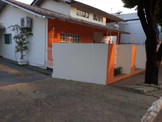 Casa tipo sobrado multidestinação - Residencial e Comercial