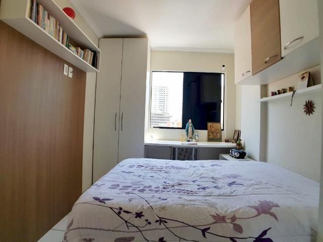 AP0683 - Apartamento com 2 dormitórios à venda, 62 m² por R$ 270.000 - Cocó - Fortaleza/CE - Foto 6