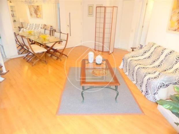 Apartamento à venda com 3 dormitórios em Gávea, Rio de janeiro cod:849493